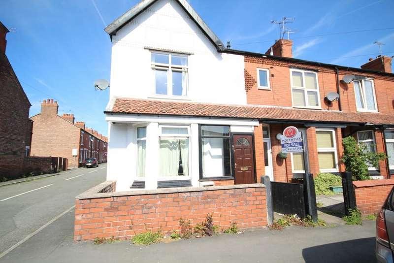 3 Bedrooms End Of Terrace House for sale in Shotton Lane, Shotton, Deeside