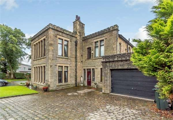 4 Bedrooms House for sale in Elswick Lodge Mellor Brow, Mellor, Blackburn, Lancashire