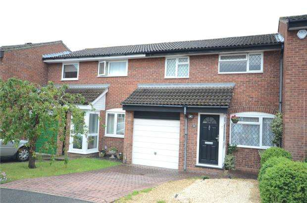 3 Bedrooms Terraced House for sale in Humber Close, Wokingham, Berkshire