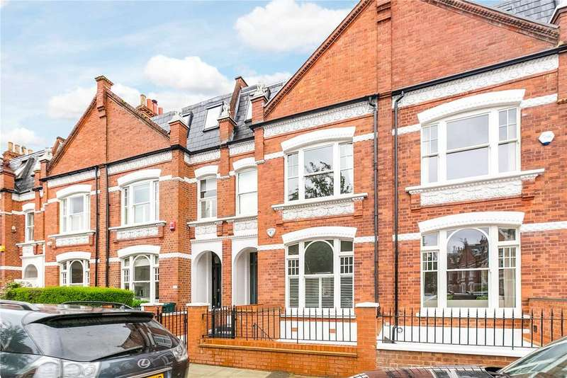 5 Bedrooms Terraced House for sale in Studdridge Street, Parsons Green, London