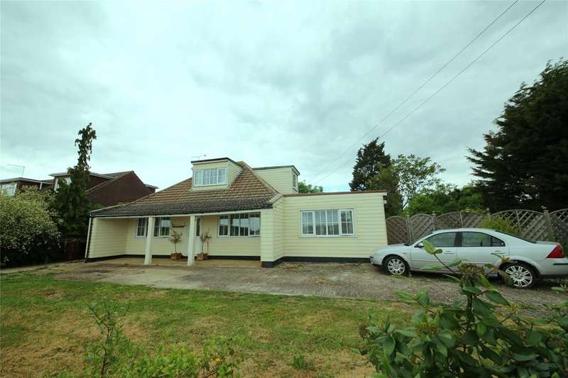 4 Bedrooms Detached House for sale in Southend Road, Corringham, Essex, SS17