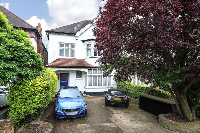 Studio Flat for sale in Becmead Avenue, Streatham, SW16