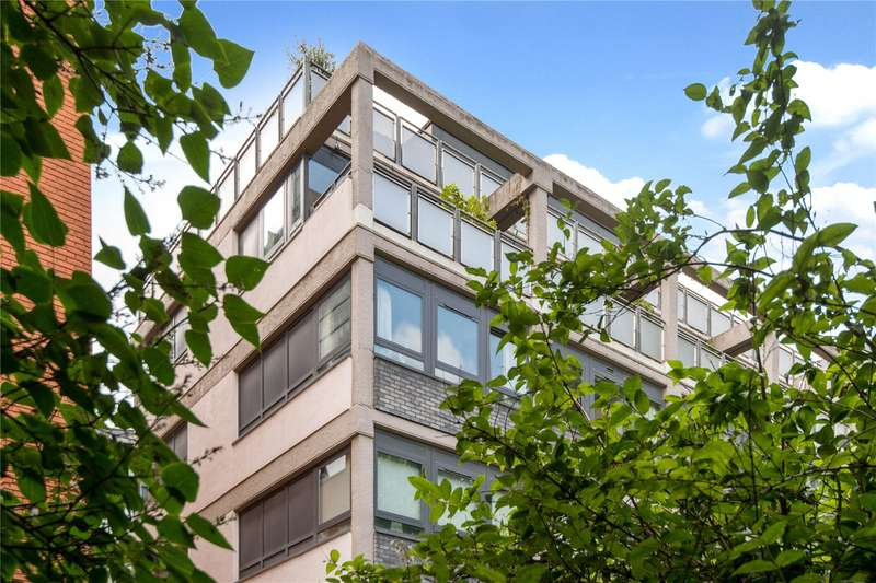 2 Bedrooms Apartment Flat for sale in Benjamin Street, Clerkenwell, London, EC1M
