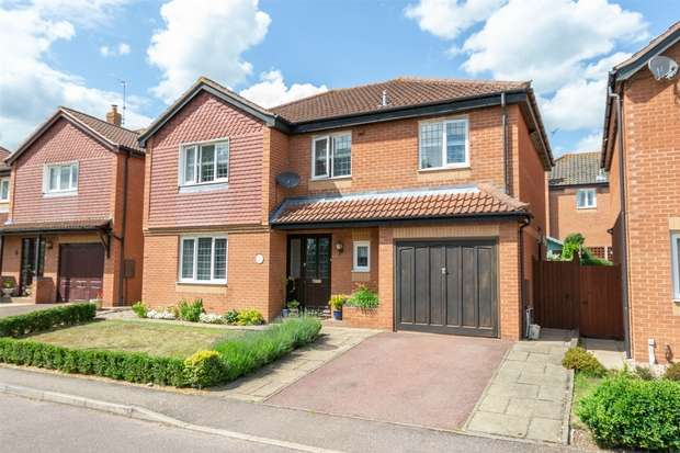 4 Bedrooms Detached House for sale in Fakenham