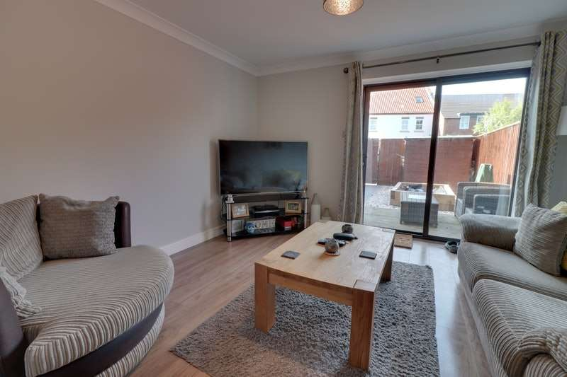 2 Bedrooms Town House for sale in The Glebe, Sturton by Stow, Lincoln, Lincolnshire, LN1