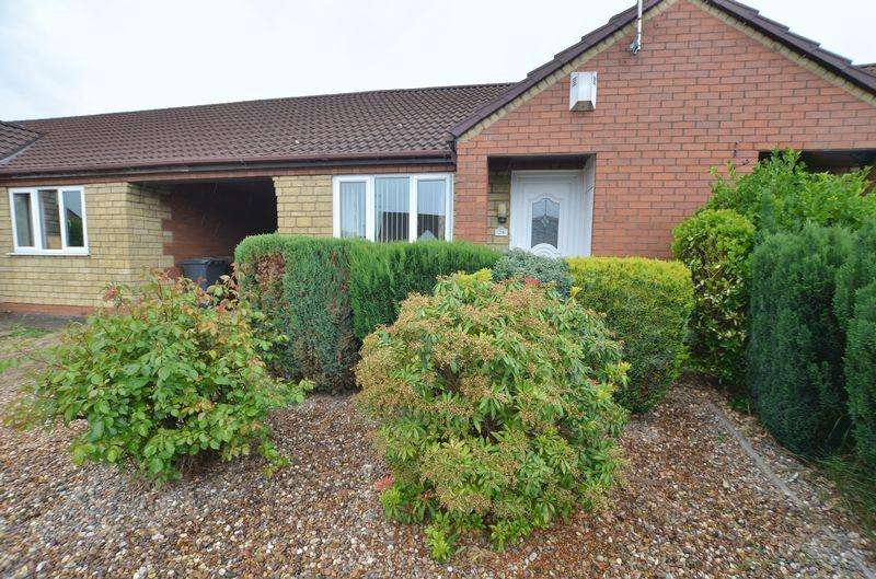 1 Bedroom Bungalow for sale in Elsham Crescent, Doddington Park, Lincoln