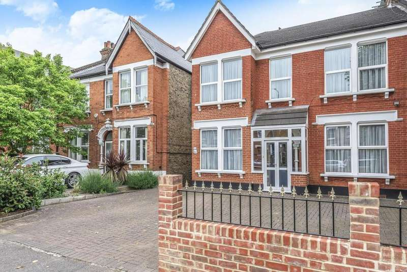 5 Bedrooms Semi Detached House for sale in Croydon Road, Penge