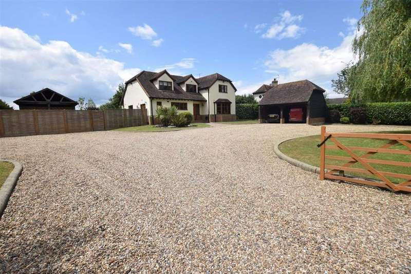 4 Bedrooms Detached House for sale in Inglefield Road, Fobbing, Essex