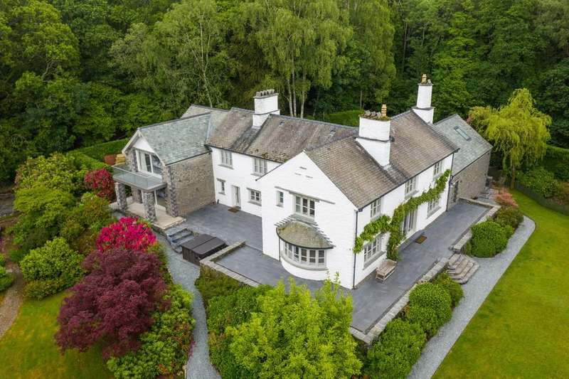 6 Bedrooms Detached House for sale in High Longlands, Longlands Road, Windermere, Cumbria, LA23 1DN