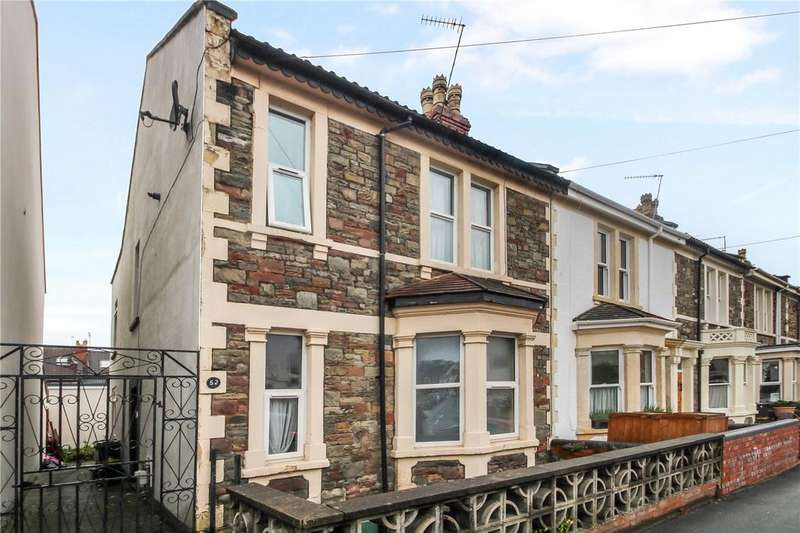 2 Bedrooms End Of Terrace House for sale in Beauley Road, Southville, BRISTOL, BS3