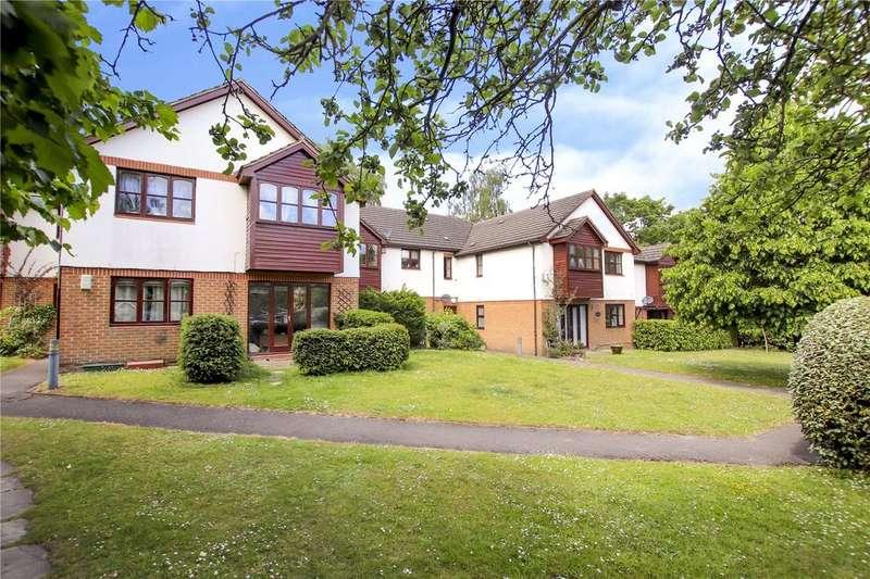 1 Bedroom Apartment Flat for sale in Hawkridge Court, Cherbury Close, Bracknell, Berkshire, RG12