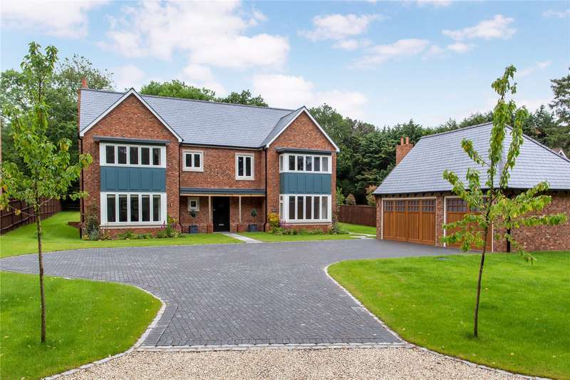 5 Bedrooms Detached House for sale in Uxmore Road, Checkendon, Oxfordshire, RG8