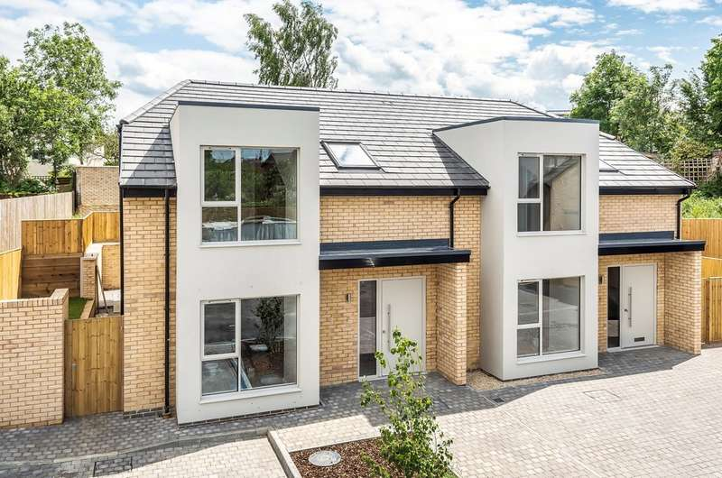 4 Bedrooms Semi Detached House for sale in Charlton Kings, Cheltenham