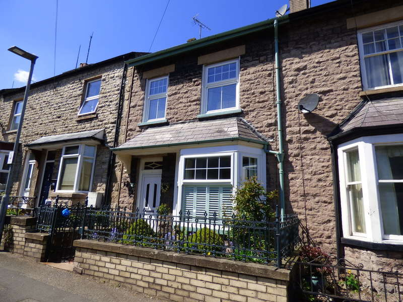 4 Bedrooms Terraced House for sale in 70 South Road, Kirkby Stephen