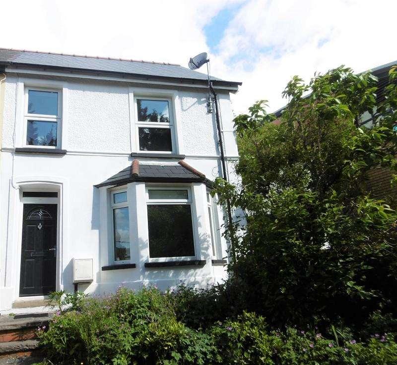 3 Bedrooms Semi Detached House for sale in Warwick Road, Brynmawr, Ebbw Vale, Blaenau Gwent.