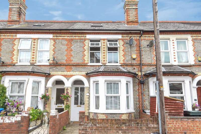 4 Bedrooms House for sale in Manchester Road, Reading, Berkshire, RG1