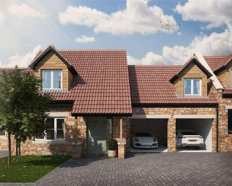 3 Bedrooms Link Detached House for sale in Character new home in a desirable village