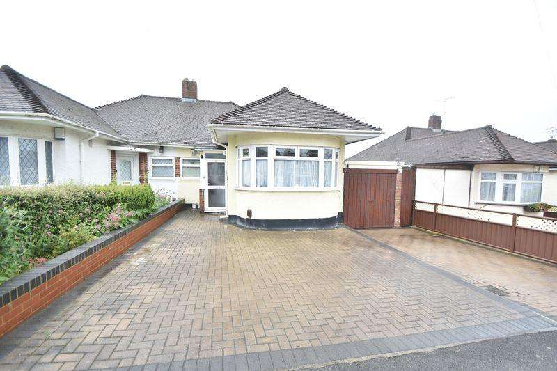 3 Bedrooms Semi Detached Bungalow for sale in Stanford Road, Luton