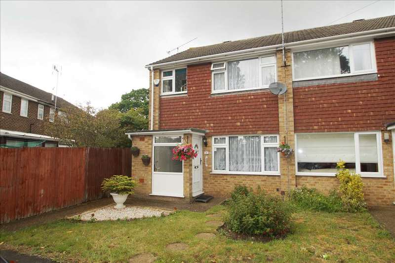 3 Bedrooms End Of Terrace House for sale in Parkview Chase, Burnham, Slough