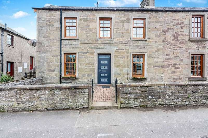 3 Bedrooms Semi Detached House for sale in Victoria Street, Forfar, DD8