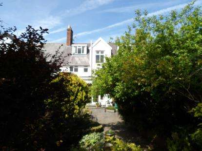 4 Bedrooms Terraced House for sale in Well Street, Ruthin, Denbighshire, North Wales, LL15