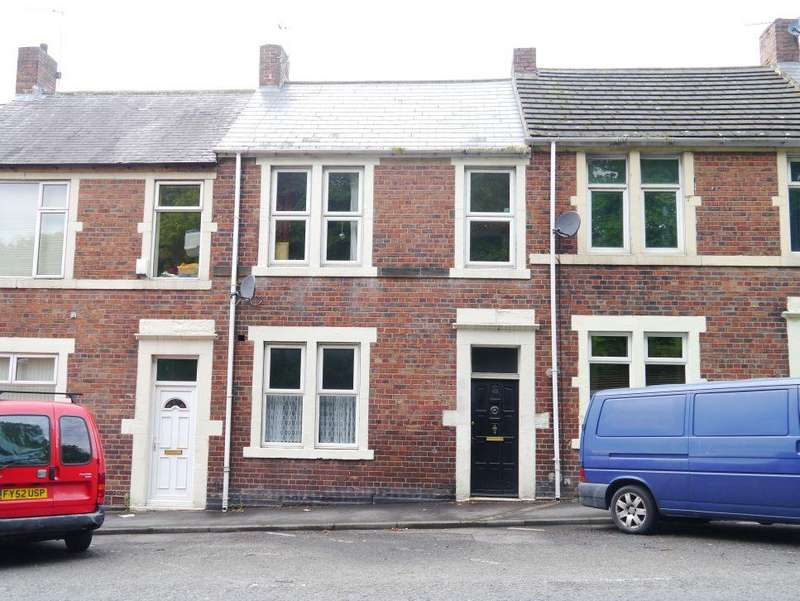 3 Bedrooms Terraced House for rent in Warkworth Crescent, Newburn, Newcastle Upon Tyne