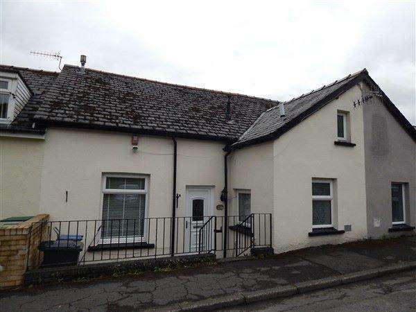 2 Bedrooms Terraced House for sale in Blaenau Gwent Rows, Abertillery, NP13 1PE