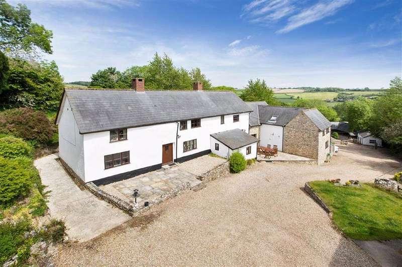 6 Bedrooms Detached House for sale in Shute, Axminster, Devon, EX13