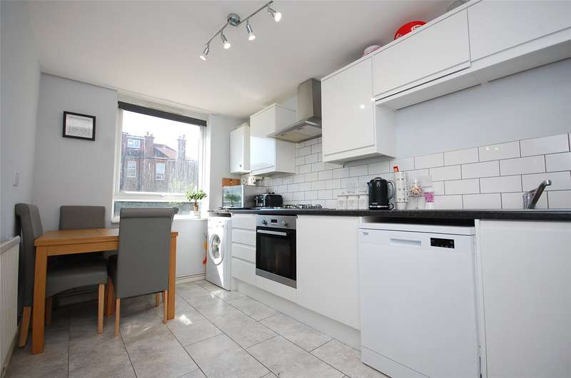 2 Bedrooms Flat for sale in Worcester Court Avondale Avenue London