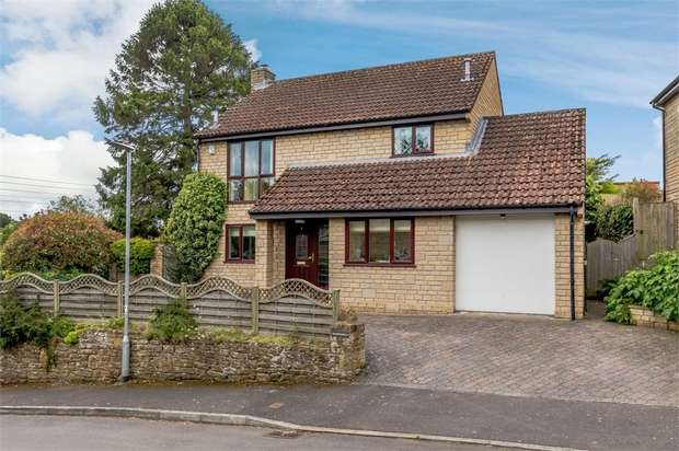 4 Bedrooms Detached House for sale in Orchard Close, South Petherton, Somerset