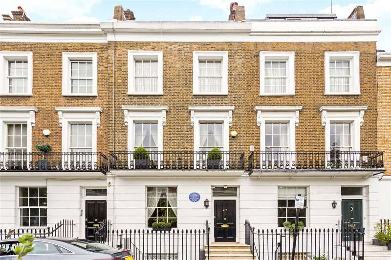 5 Bedrooms Terraced House for sale in Markham Square, Chelsea, London, SW3