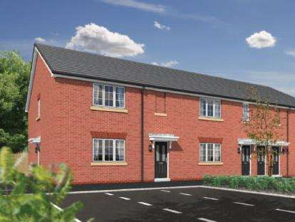 2 Bedrooms Flat for sale in The Oakmere, Heathfields, Off Stone Cross Lane North, Lowton, Warrington