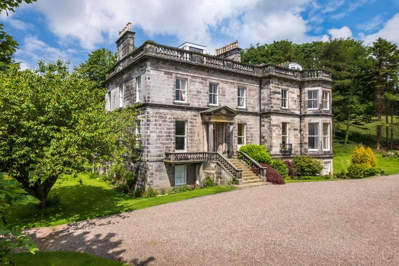 4 Bedrooms Apartment Flat for sale in Flat D, Park House, Culross, Dunfermline, Fife, KY12