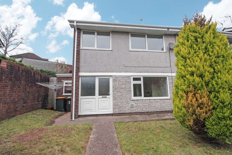 3 Bedrooms Semi Detached House for sale in Forest Close, Newport, NP19