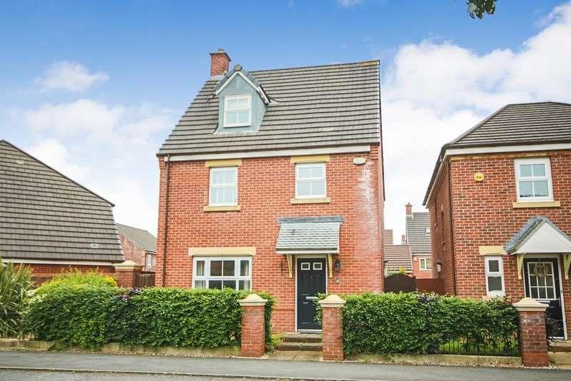 4 Bedrooms Detached House for sale in Cornwall Avenue, Buckshaw Village, Chorley