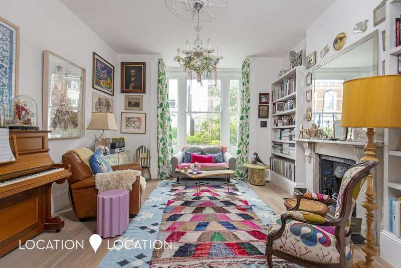6 Bedrooms Terraced House for sale in Darville Road, N16