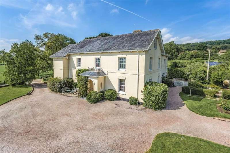 7 Bedrooms Detached House for sale in Blackborough, Blackborough, Cullompton, Devon, EX15