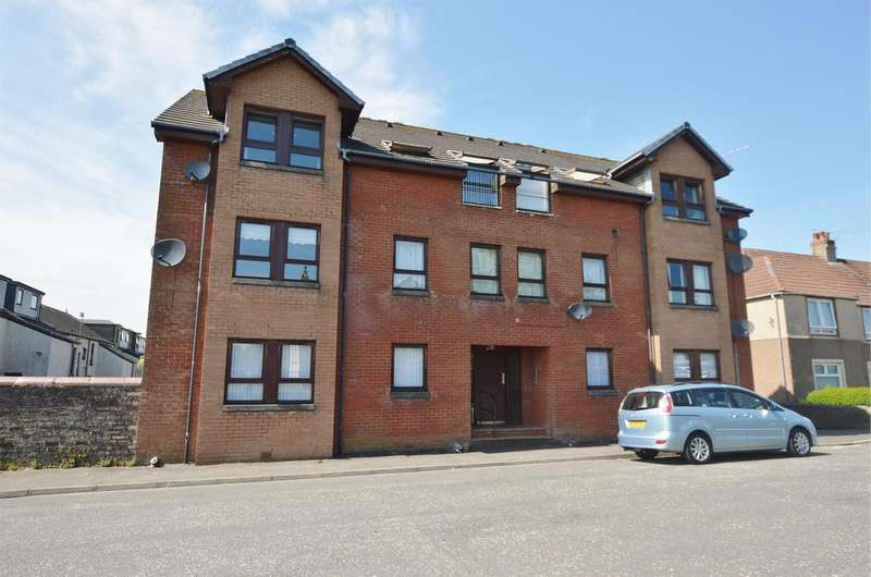 2 Bedrooms Ground Flat for sale in 26b Anderson Terrace, ARDROSSAN, KA22 8JW