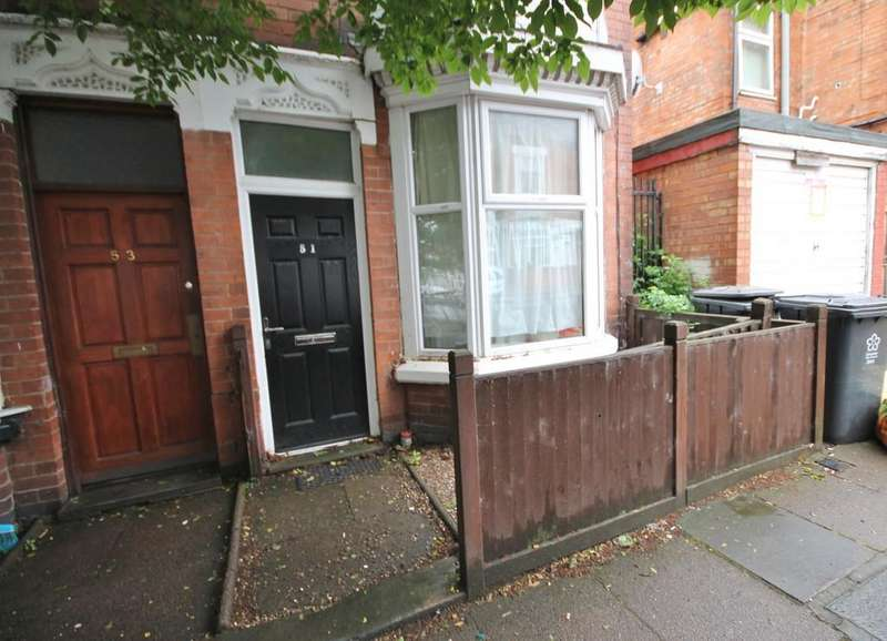 3 Bedrooms End Of Terrace House for sale in Norman Street, Leicester