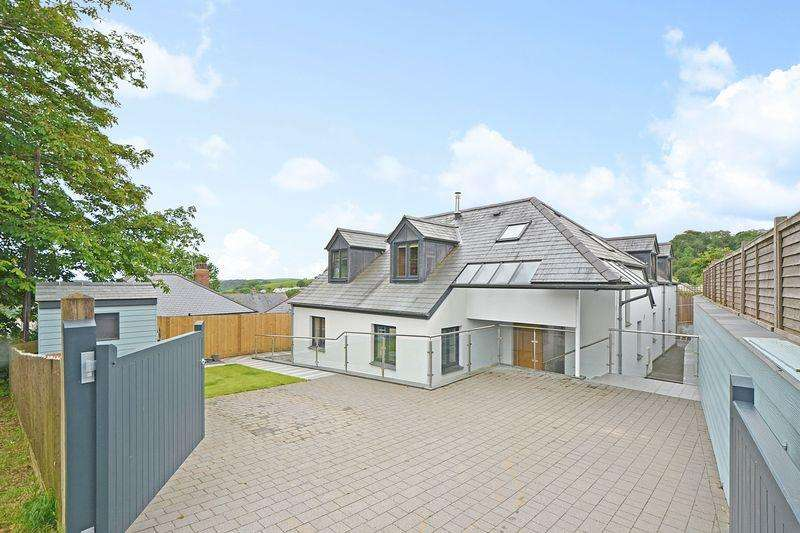4 Bedrooms Detached House for sale in Bodmin Hill, Lostwithiel