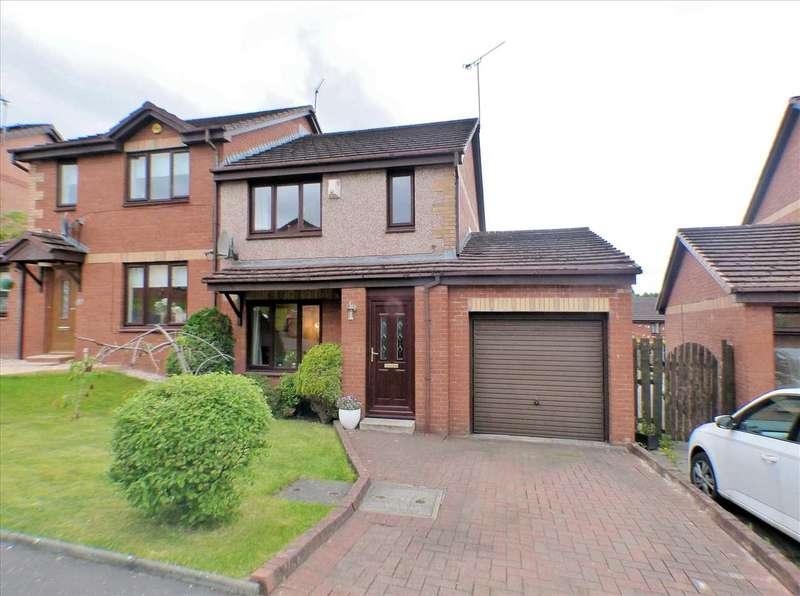 3 Bedrooms Semi Detached House for sale in Mardale, Stewartfield, EAST KILBRIDE