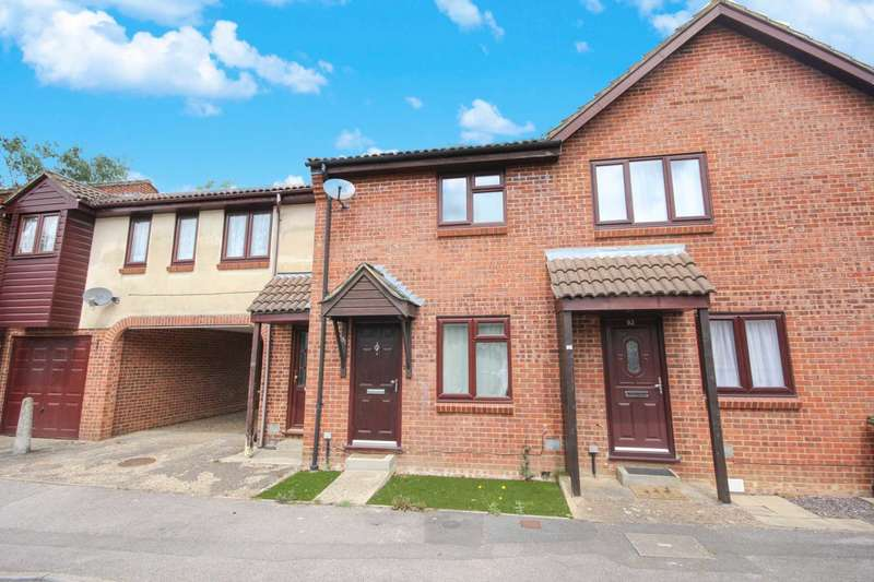 2 Bedrooms Terraced House for sale in Chisbury Close, Bracknell
