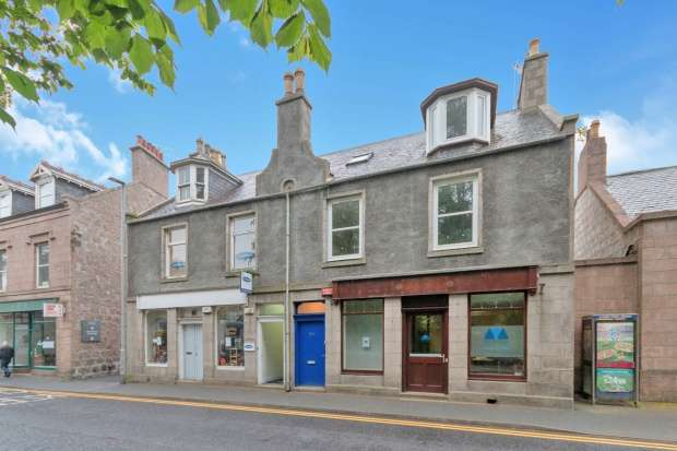 4 Bedrooms Flat for sale in Station Road, Ellon, Aberdeenshire, AB41 9AR