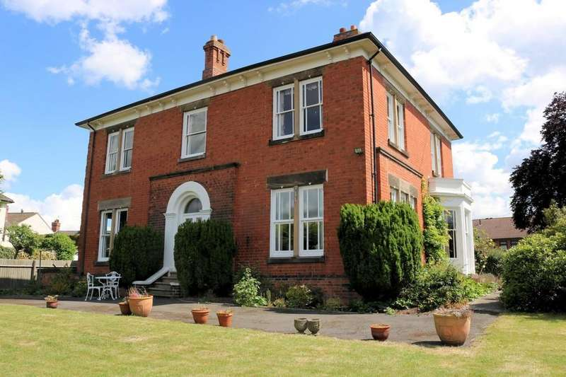 5 Bedrooms Detached House for sale in Barrow Road, Sileby