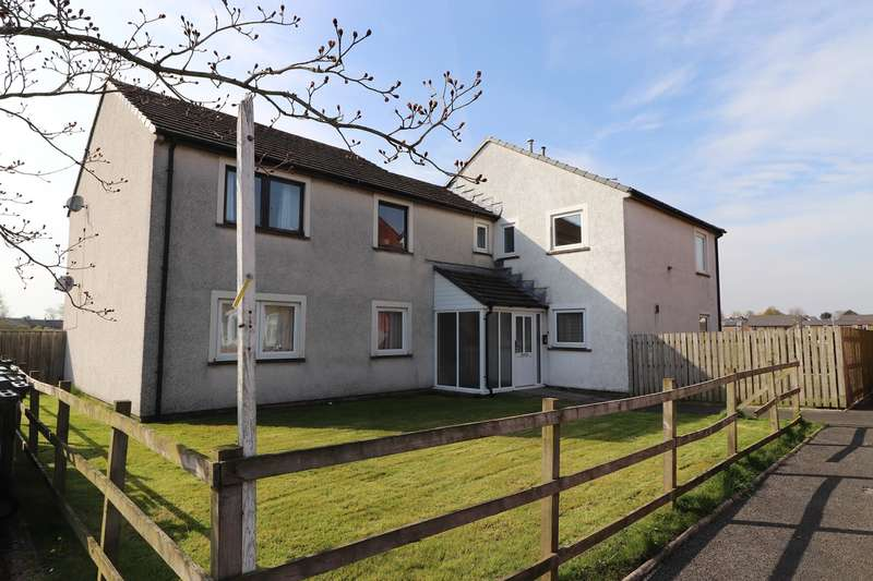 2 Bedrooms Apartment Flat for sale in Bellsfield, Longtown, Carlisle, CA6