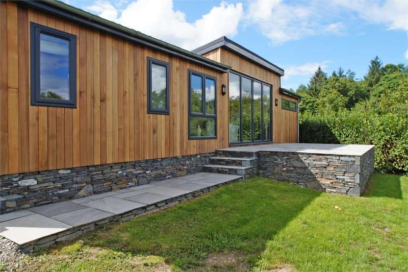 3 Bedrooms Park Home Mobile Home for sale in Cartmel Lodge Park, Cartmel Lodge Park, Cartmel, LA11