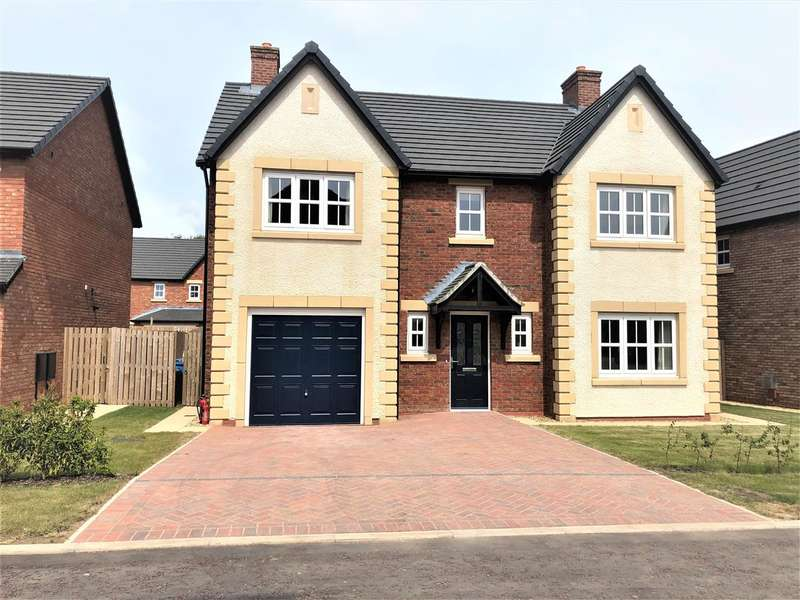 4 Bedrooms Detached House for rent in Townshill Drive, Kirkham