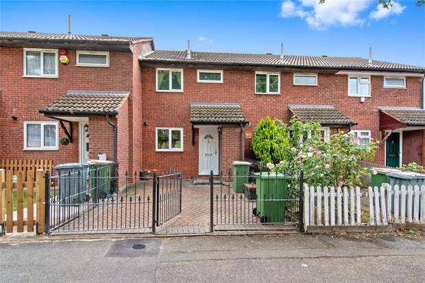 2 Bedrooms Terraced House for sale in Sheerwater Road, Beckton, London