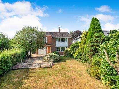 4 Bedrooms Detached House for sale in The Leys, Normanton-On-The-Wolds, Nottingham, Nottinghamshire