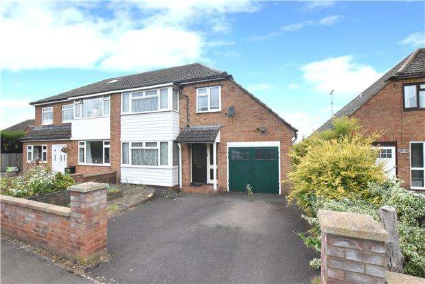 3 Bedrooms Semi Detached House for sale in Fawley Drive, Prestbury, CHELTENHAM, GL52 5BS